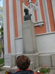 Wilno 2011 - Grobowiec Lelewela