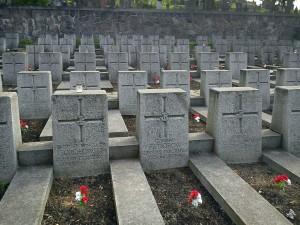 Wilno 2011 - Cmentarz AK