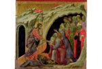 wielkanoc2021 Duccio di Buoninsegna - Maesta Descent into Limbo 1308-11